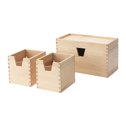 Forhoja Box set Ikea