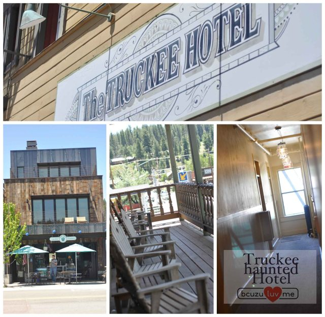 truckee Collage