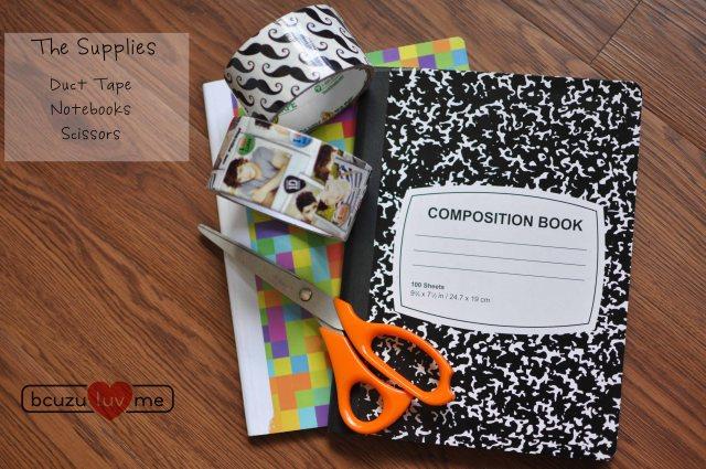 ducttape books bcuzuluvme blog
