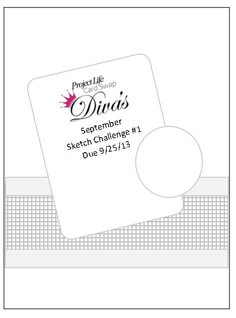 Project Life Card Swap Divas
