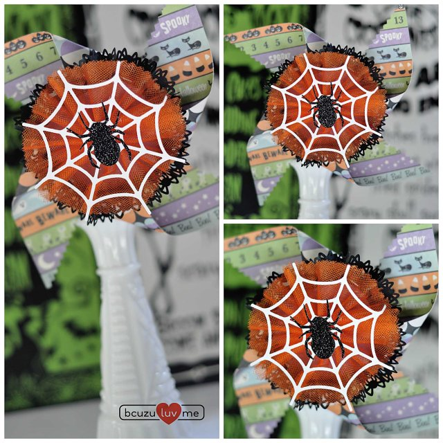 halloween pinwheel Collage
