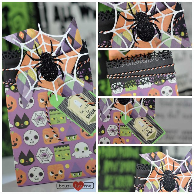 spiderwebtreatbagCollage