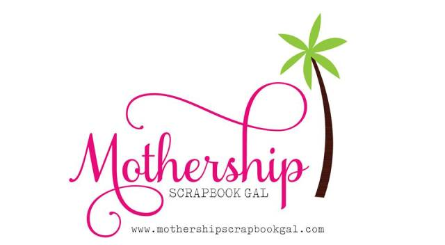Mothership Scrapbook Gal